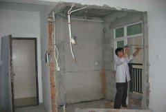 上海店铺拆除